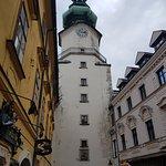 Photo de St. Michael's Tower & Street