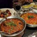 Another delicious meal at the Mharani