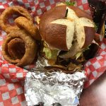 #2 visit off 401 for #1 burgers. Best red onion rings, repeat on Rizal Rebel and first for burg