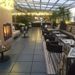 Inside Rooftop Bar
