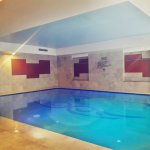 New Indoor Pool