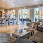 Zona de estar del Lobby bar