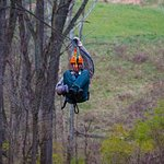 Our advanced zip line options offer lengths up to 1700 feet, and speeds up to 40mph.