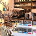 Samovatee, richtig guter Tee im Cafe am Jungfernstieg