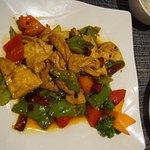 tofu veggies
