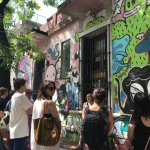 Graffitimundo Street Art Tour