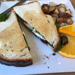 Parisian Morning Sandwich