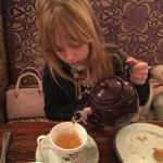 a 7-year-old's tea party dream come true!
