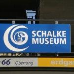 Hinweis auf das Schalke Museum