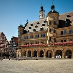One of the best and must see town in the Romantic Road Germany is Rothenburg.