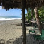 Beach, jungle, great food, isolated. Very small.