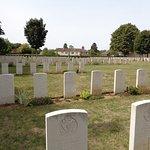 Des centaines de tombes a pertes de vues