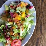 Vegetable Chopped Salad