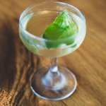 Try a Fava Bean-Infused Gin Green Thumb