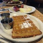 Billede af Belgian Waffle Works
