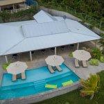 Pagua Bay Bar & Grill operational - post Hurricane Maria 2018