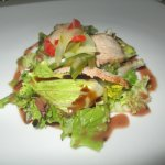 Duck Salad at Elements