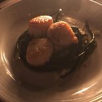 Scallops, Asian Green Beans, Coconut Rice