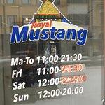 Photo of Royal Mustang