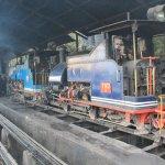 Darjeeling Engine Shed