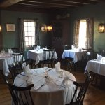Dining room at the White Horse Tavern