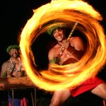Siva Afi - Samoan Fire Knife Dance