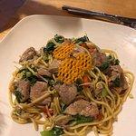 Pork noodle