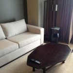 Very comfortable, Executive Suite amenities