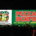 Welcome to Pizza Bob's