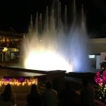 Fountain Show from Friday's Outdoor Seating