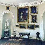 Art gallery, Aiken-Rhett House