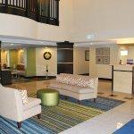 Foto de Holiday Inn Express Bloomington West