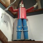 The Tin Man!