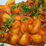 One of Luciano's Specials- Gnocchi Treviso
