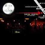 Day to Night, Cafe to Wine Bar