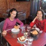 Twin birthday celebration