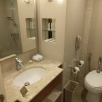 Deluxe Room. Bathroom.