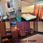 Executive room and bathroom