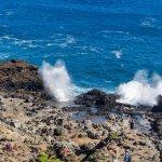 dangerous surf - beware