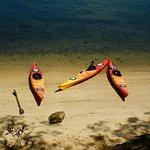 Choose between single or double kayaks