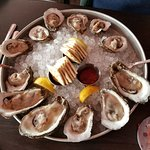 Excellent Raw Oysters