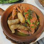 Ocean Crab Soup