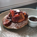 Pancakes - The Batch Cafe Invercargill
