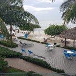View from honeymoon suite block 3