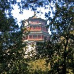 Tower of Buddhist Incense(Summer Palace)