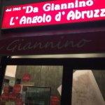 Foto de Da Giannino - L'angolo d'Abruzzo