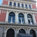 Musikverein: exterior