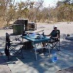 Photo of Camp Savuti
