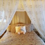 Forest View - Four Poster bed - very comfortable and Teddy to welcome you!