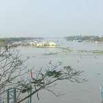 Mekong riverview from room 201